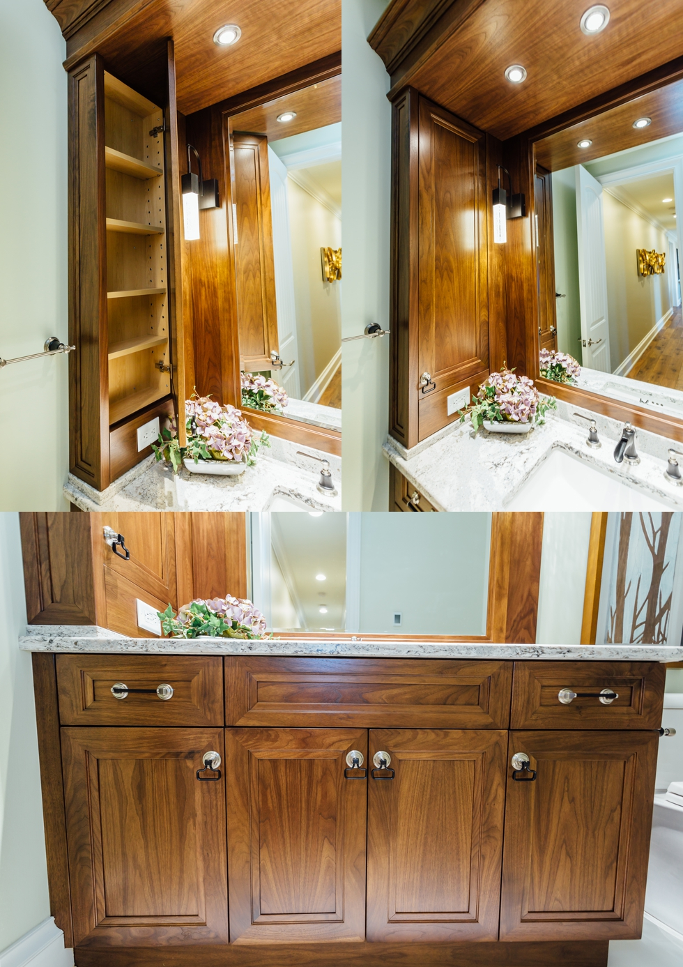 Bathroom Vanities Western New York Custom Cabinetry Millwork